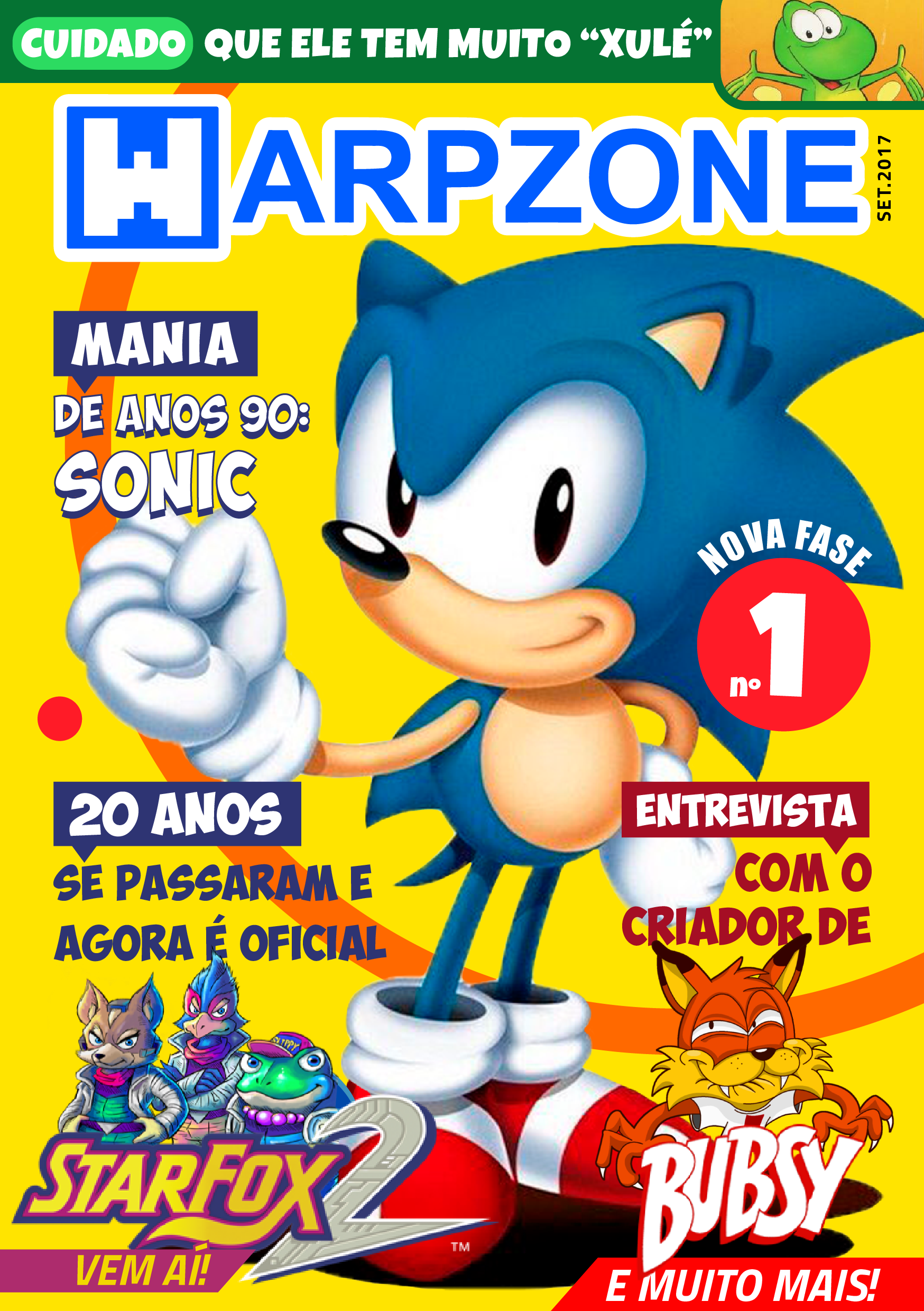 Revista warpzone n 1 warpzone revista warpzone n 1 fandeluxe Images